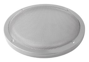 Grille hp 165mm hifi grise
