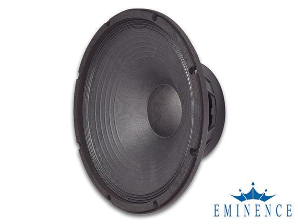 Hp basse 38cm 500w rms eminence