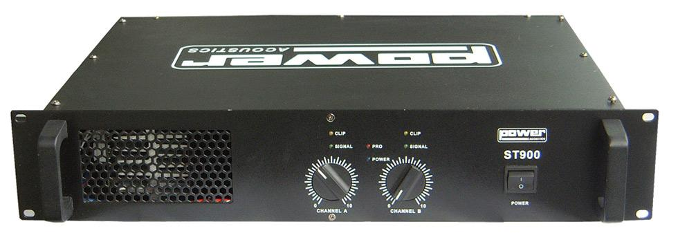 Amplificateurs audio